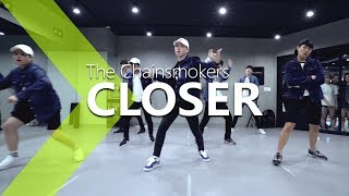 The Chainsmokers - Closer ft. Halsey / Choreography . AD LIB