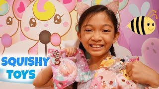 Download SQUISHY TOYS OPENING Video