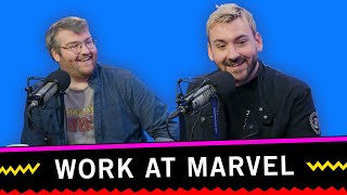 They Started As Marvel Interns! (And You Can Too!)