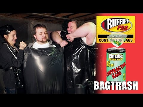 BagTrash: Contractor Bags (Brute vs. Ruffies)