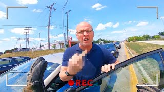 Road Rage, Car Crash, \u0026 Bad Drivers   Driving Fails 2021 #88