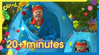 Mr Tumble Playing Outside Compilation   +20 Minutes