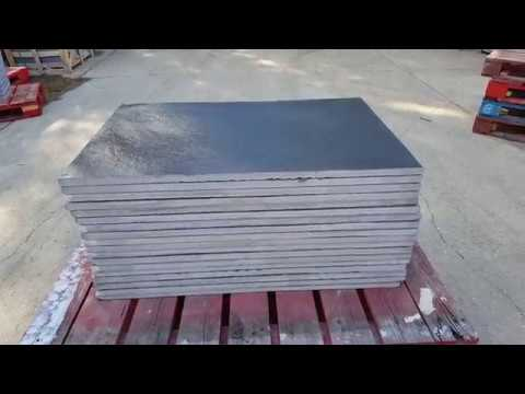 BL9060 - Black Limestone Paving Slabs