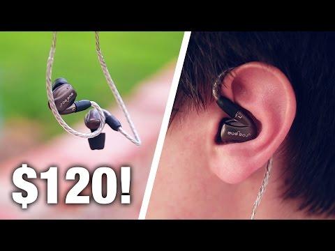 BEST Earbuds Under $150? Audbos K3 Review!