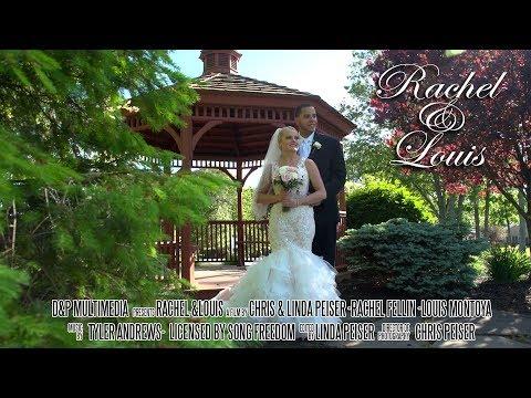 Rachel & Louis Wedding Preview Trailer