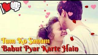 ❤Bahut Pyar Karte Hain Whatsapp Status Song❤ |Romantic,, Whatsapp,, Status,, (by Laraib)