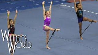 Bungee Cord Gymnastics | Resistance Training | Whitney Bjerken
