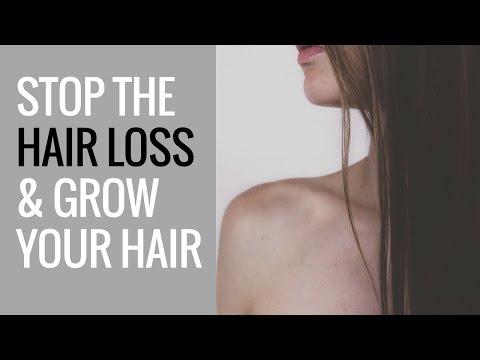 PCOS - DIY HAIR GROWTH RECIPE
