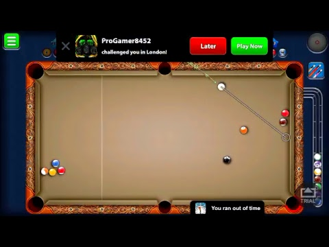 8 Ball Pool DIRECT PLAY BANK BLACK If I am Playing With Someone Wait For Your Turn DON'T Challenge