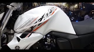 Yamaha Fz Limited Edition And All Available Colors|darknight,10th Year|fz,fzs|150,250cc