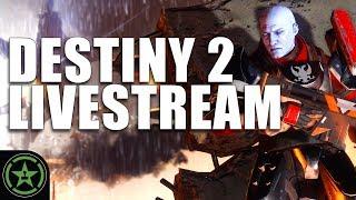 Achievement Hunter Live Stream - Destiny 2: Crucible