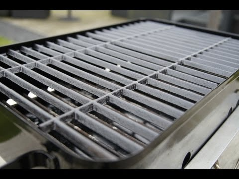 Cast iron grill grate for the Weber Go Anywhere - Pitmaster X
