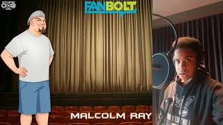 Download Actor and Voice-Over Artist Malcolm Ray Talks Acting and New Media Video
