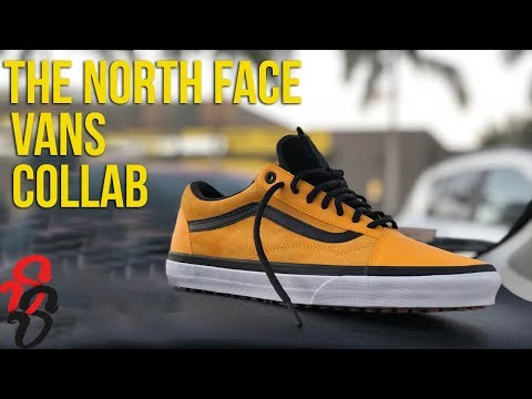 Vans x The North Face Review & On Feet