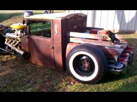 rat rod truck rattylac