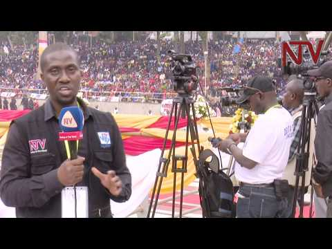 Journalists speak out on covering Namugongo event over the years