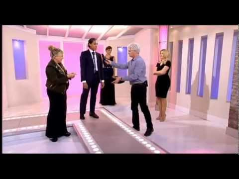 JEL®  Jago Height Increasing Shoes on UK's ITV - THIS MORNING programme