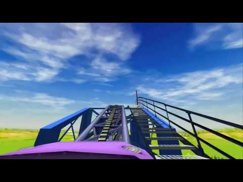 RCT3- Bizarro at Six Flags New England - PlayItHub Largest Videos Hub