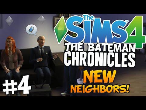 The Sims 4 - New Neighbors! - Part 4 (The Bateman Chronicles)