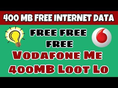 Free Internet Data Kaise Paye - Vodafone Me 400MB Muft 3G Data Kaise Paye | Knowledge Hungama |