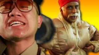 Epic Rap Battle 5 - Behind the Scenes