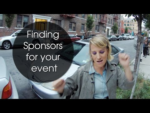 Finding Sponsors For Your Event - Luna Vega