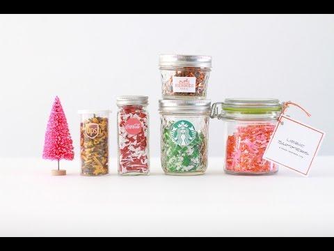 DIY Custom Homemade Sprinkles