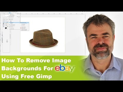 How To Remove Image Backgrounds For eBay Using Free Gimp - eBay Tips