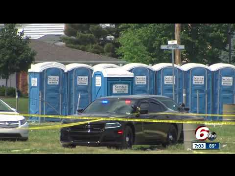 Man found dead in tent in parking lot at the Indianapolis Motor Speedway