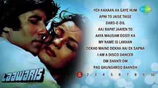 Top 100 Bollywood  Songs From 80's  80's HD Songs  One Stop Jukebox