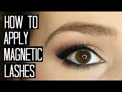 Magnetic Lashes Review & Tutorial - Do they really work?