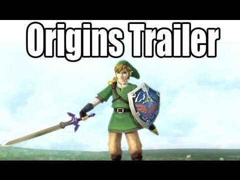 Zelda: Skyward Sword - Origin Trailer