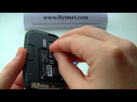 Vodafone 345 txt Unlock & input / enter code.AVI
