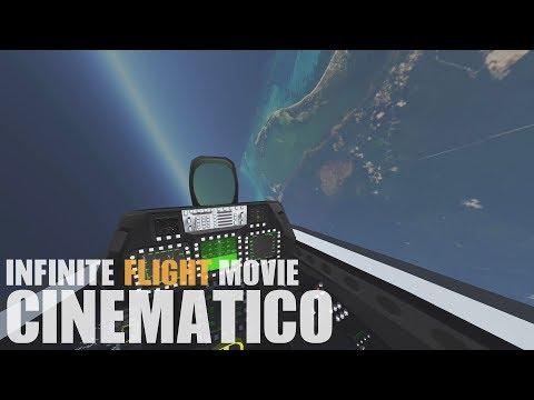 Infinite Flight Movie - Cinematico [HD]