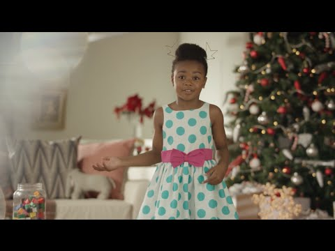 Kids make their own commercial