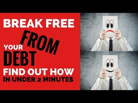 Break Free From Debt Find Out How In Under 2 Minutes