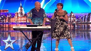 Yours Truly hope to feel the love from Judges | Auditions Week 1 | Britain's Got More Talent 2018