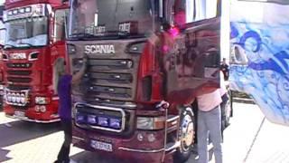 Cel mai frumos camion Scania 1.10.2011 I