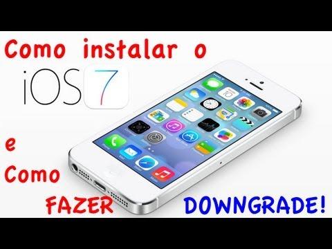 INSTALANDO ios 7 gm IPAD IPHONE IPOD