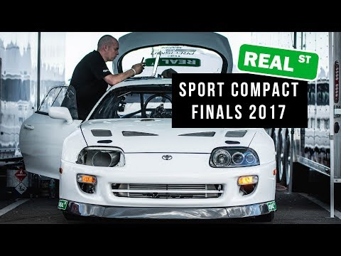 Sport Compact Finals 2017 - Real Street Performance
