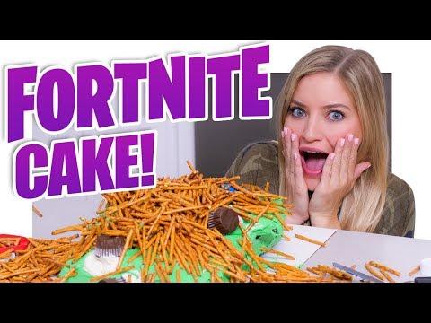 Fortnite Cake!