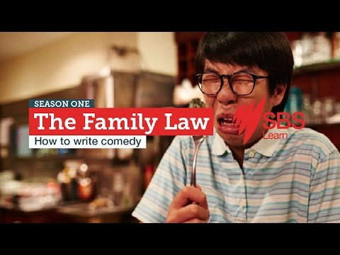The Family Law: How To Write Comedy | SBS Learn