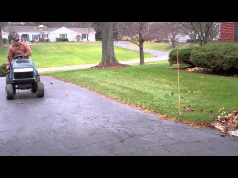 Craftsman Lawn Tractor - 'No Start'; Up and running!!