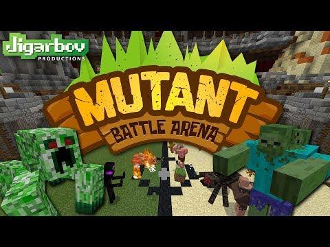 Mutant Battle Arena - Launch Trailer