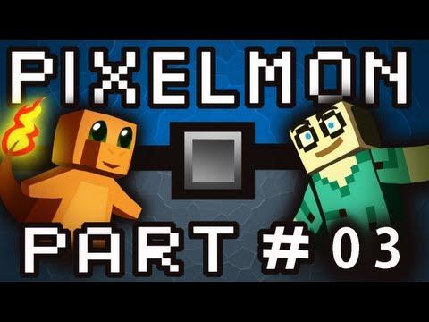 Pixelmon! s01e03 Dave POV:  Makin' Pokeballs!