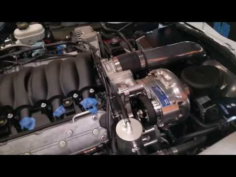 Install oil catch can & homemade oil catch can from Home Depot. Boosted C6 Build. Part 44