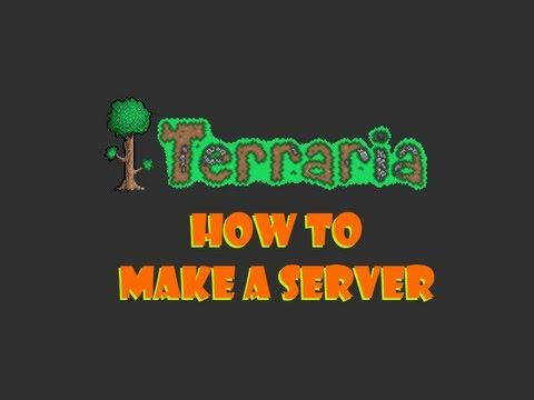 Terraria how to make a server 1.2.4.1