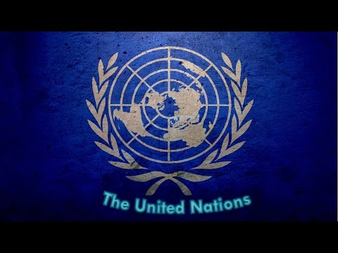 The United Nation - Part 1, 5th Standard, Social Science, CBSE