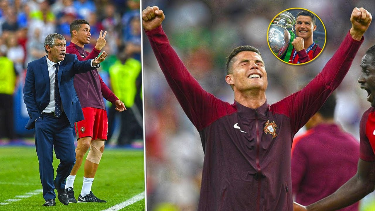 The Day Cristiano Ronaldo Led Portugal And Was Champion