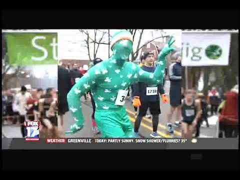 Irish Jig 5K Supports Colorectal Cancer Prevention, Treatment & Diagnostic Services
